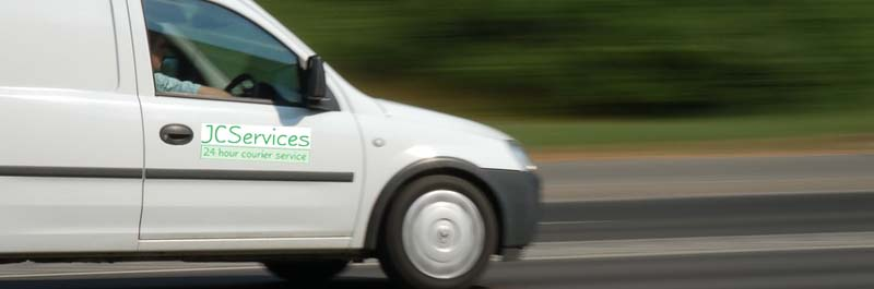 Express Couriers Hitchin